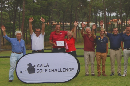 Avila Spaces organizes 2nd edition of Avila Golf...