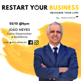 LIVE: RESTART YOUR BUSINESS, RECHARGE YOUR LIFE