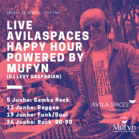 Live Happy Hour - Reggae